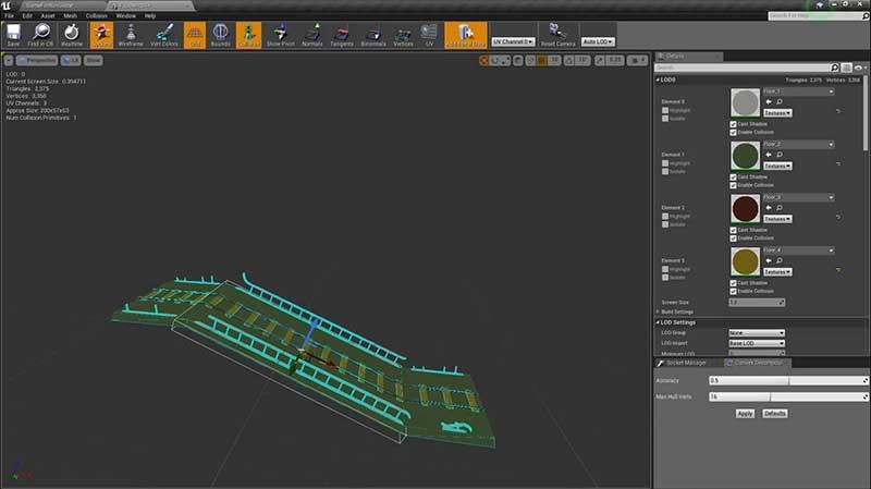 ue4虚幻引擎设计蓝图功能c  初级编程教学